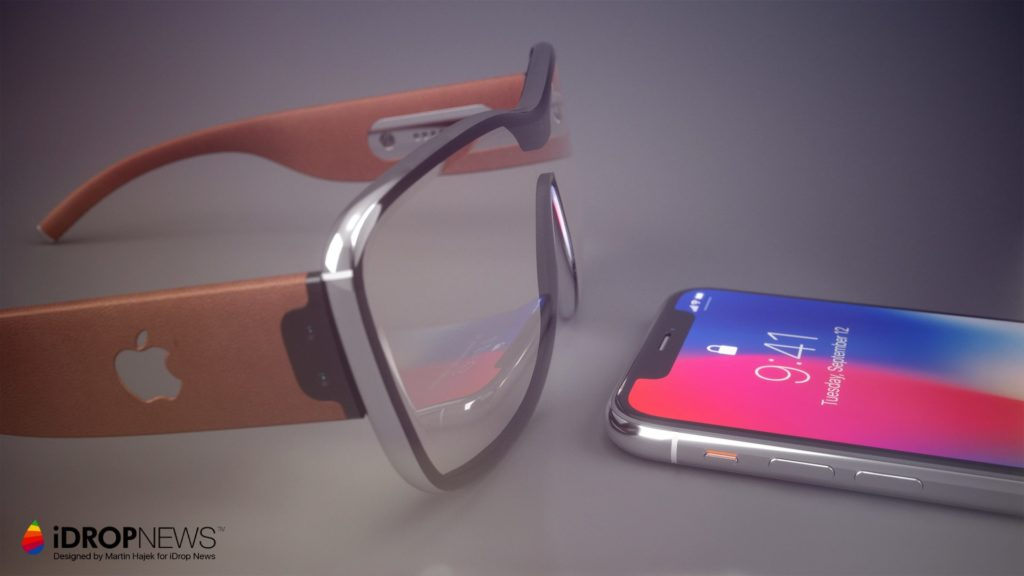 Apple Glass AR Glasses iDrop News x Martin Hajek 33 1024x576 - Apple Glass : un concept alléchant de lunettes AR