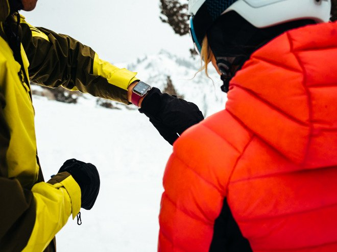 L'Apple Watch Series 3 gère désormais le ski et le snowboard