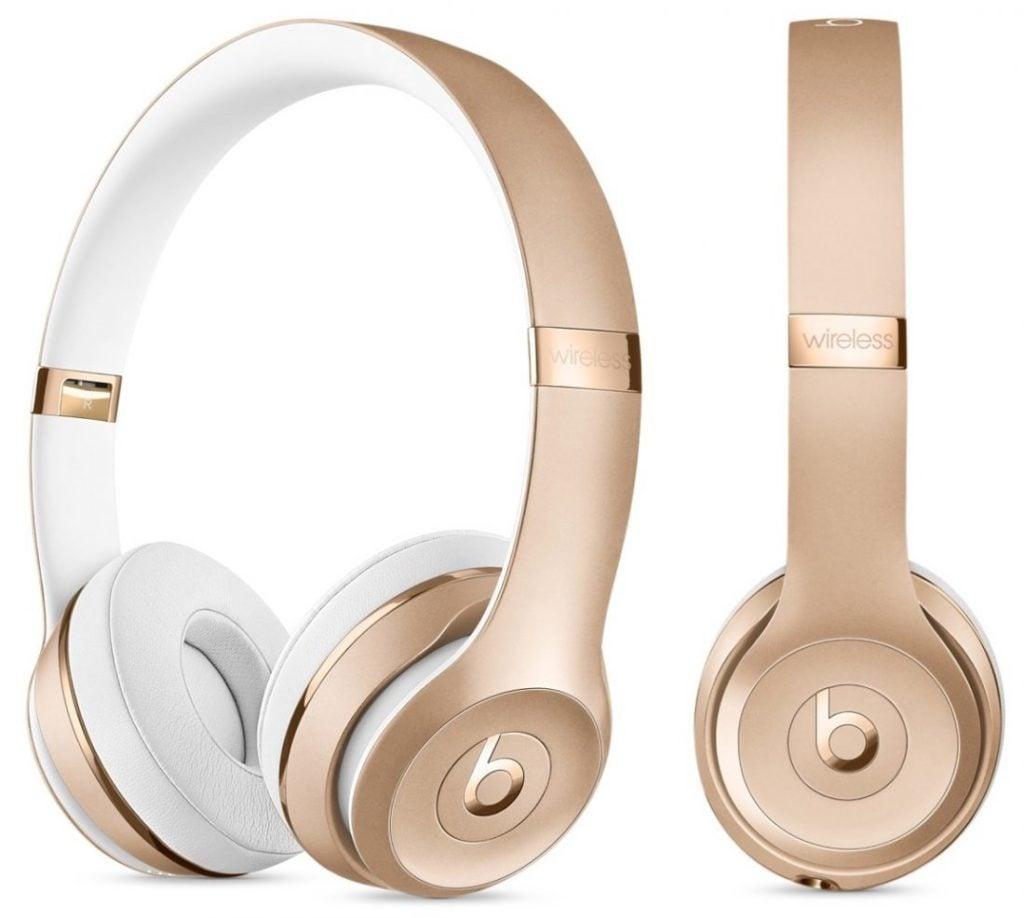 Casque Beats Solo3 Or 1024x918 - Apple : des casques audio haut de gamme prévus cette année ?