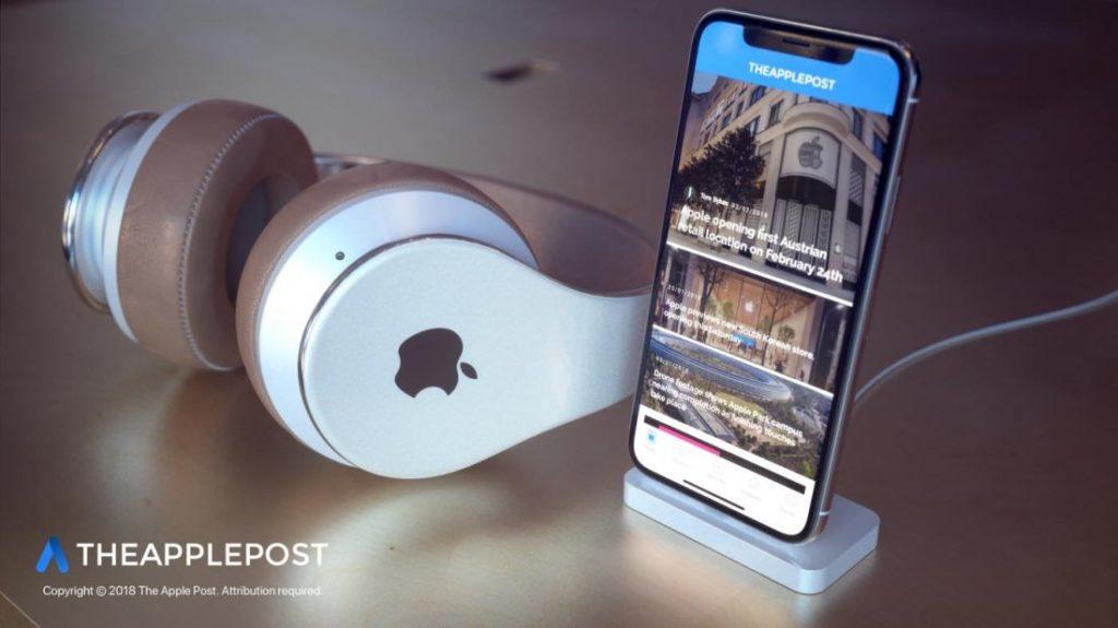 Concept Casque Apple Premium 1 1024x575 - Apple : un premier concept du futur casque premium de la marque