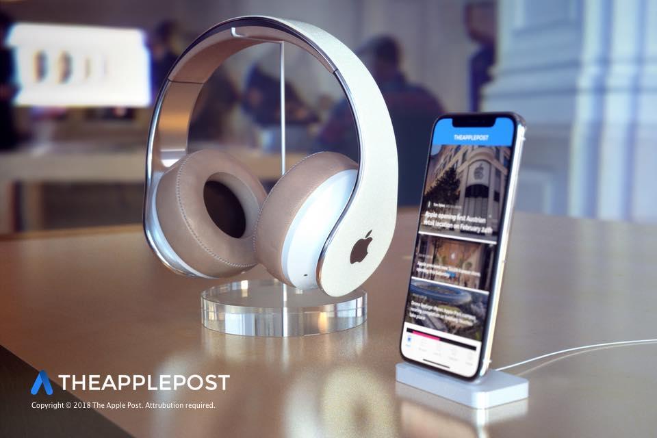 Concept Casque Apple Premium 3 - Apple : un premier concept du futur casque premium de la marque