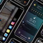 """iOS 12 : un concept avec des modes """"Sombre"""" & """"Invité"""""""