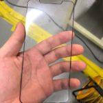 iPhone X Plus : premières photos de l'écran de 6,5 pouces ?