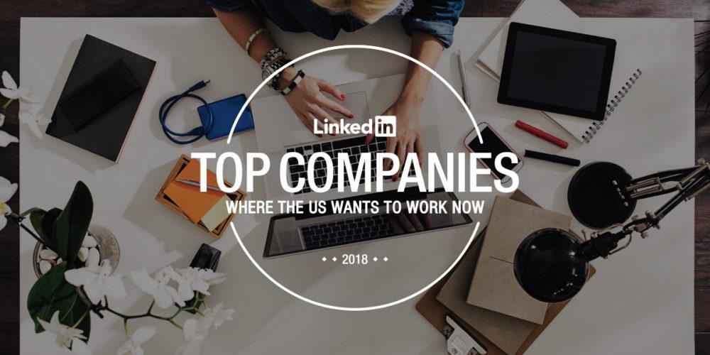 LinkedIn Top Companies - Apple est la 6e entreprise où les Américains préféreraient travailler