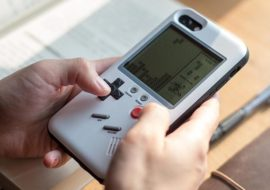 Wanle : une coque iPhone intégrant une Game Boy !