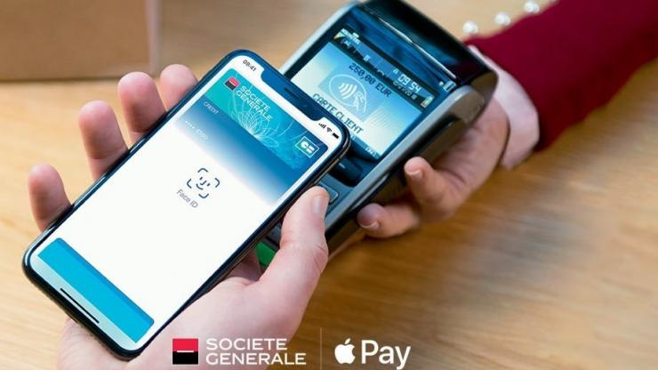apple pay societe generale - Apple Pay enfin supporté par la Société Générale