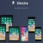 electra jailbreak iOS 11 150x150 - Jailbreak : Cydia 1.1.23, extensions par applications & downgrade de tweaks