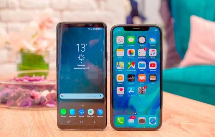 DisplayMate : le Galaxy S9 a un meilleur écran que l'iPhone X