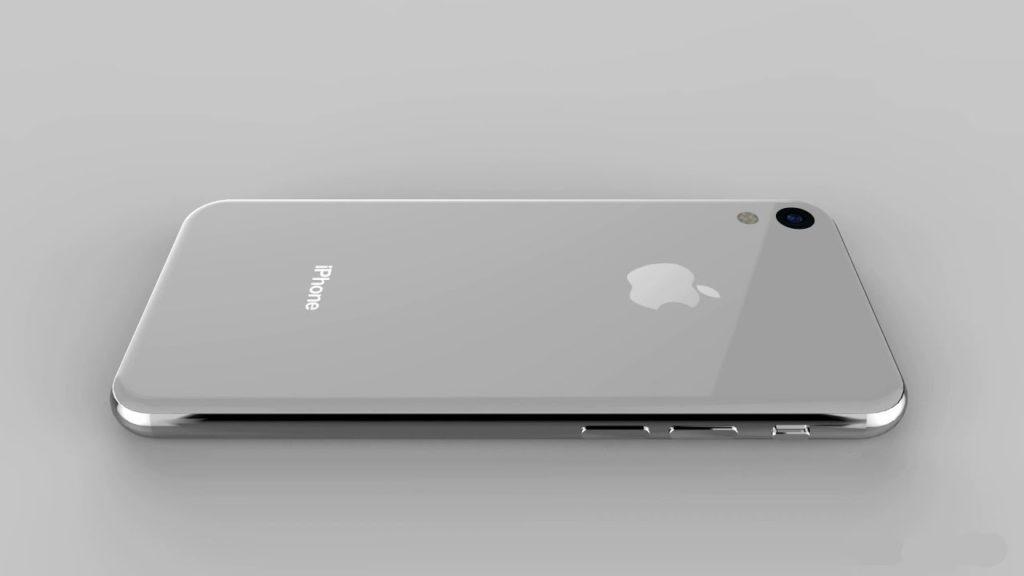 iphone SE 2 concept Lee Gunho 1024x576 - iPhone SE 2 : un concept vidéo reprenant le design de l'iPhone X
