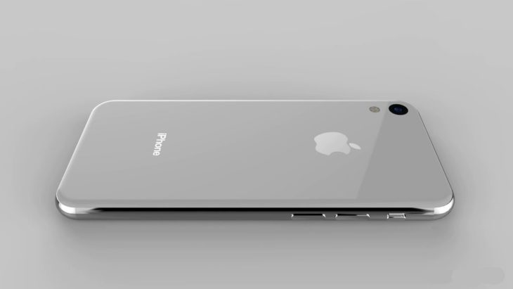 iPhone SE 2 : un concept vidéo reprenant le design de l'iPhone X