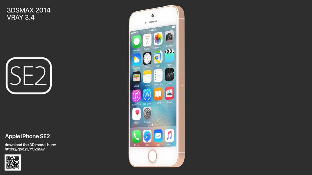 iphone se 2 martin hajek concept 7 1024x576 - iPhone SE2 : un concept reprenant des traits de l'iPhone 8