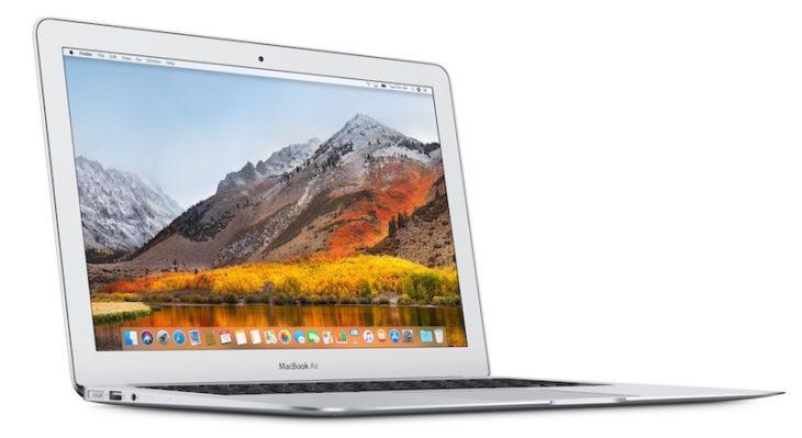 MacBook Air : un nouveau modèle moins cher au programme ?