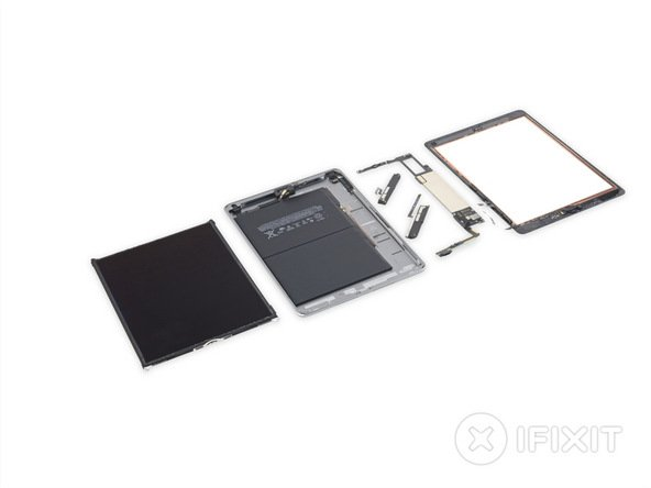 iFixit : l'iPad 6 est très difficile à réparer soi-même