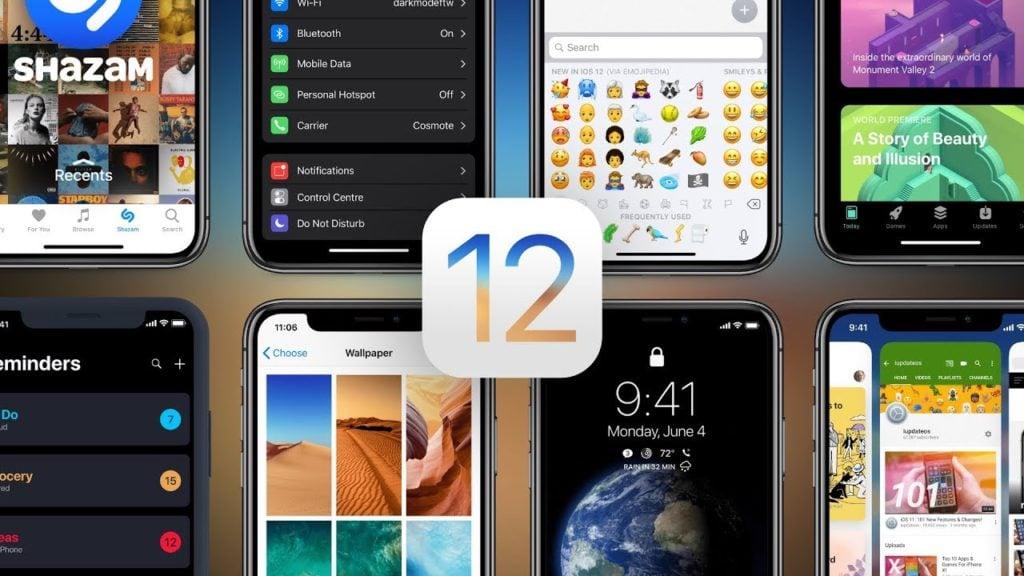 ios 12 concept iupdateos 1024x576 - iOS 12 : un concept vidéo en attendant la WWDC 2018