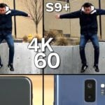 iPhone X vs Galaxy S9+ : comparatif des performances vidéo