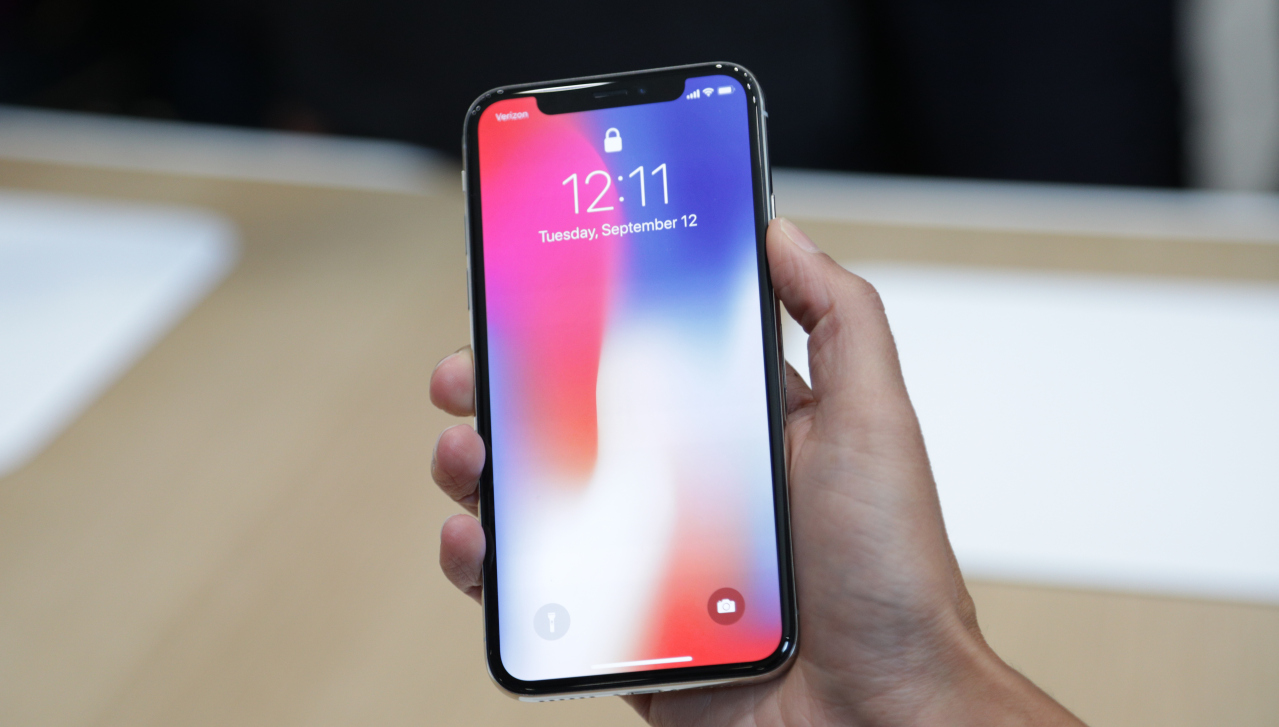 iphone x - iPhone X de 2018 : production des écrans OLED à partir de mai ?