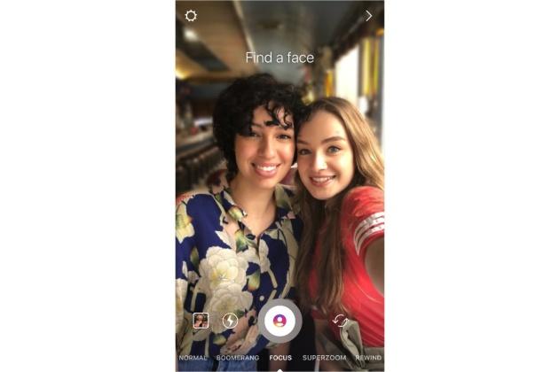 Instagram ajoute un mode Portrait pour les photos et vidéos