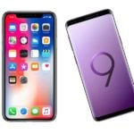 samsung galaxy s9 vs iphone x 150x150 - Le Galaxy Note 10 moins performant que l'iPhone XS sorti il y a un an