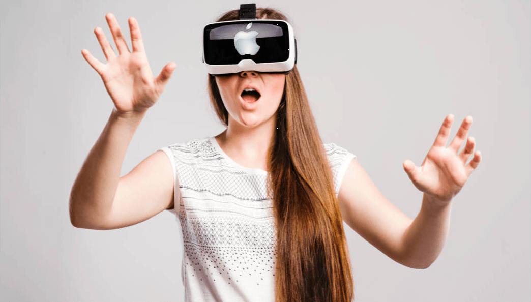casque vr apple - Apple : un casque AR/VR avec écrans 8K pour 2020 ?