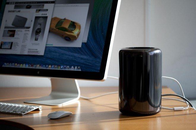 mac pro bureau - Officiel : la sortie du Mac Pro modulaire repoussée à 2019