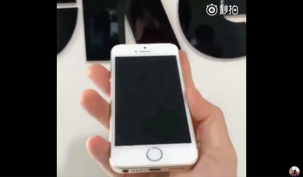 weibo iphone se 2 2 1024x599 - iPhone SE 2 : des photos dévoilent un dos en verre et un port Jack
