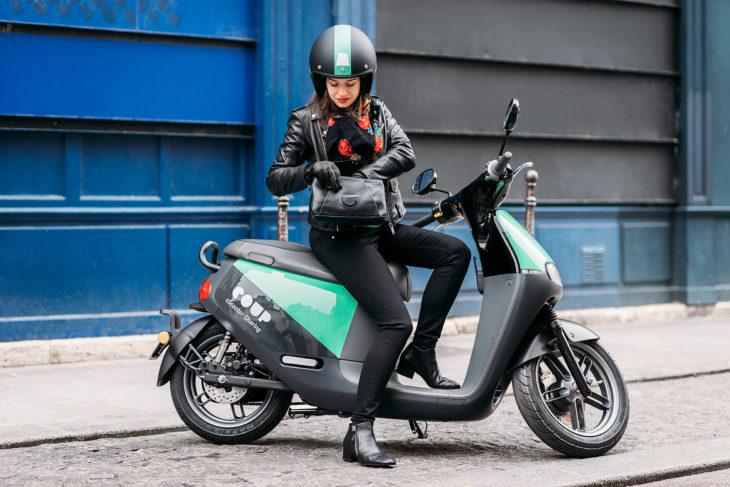 COUP : le service de location d'eScooters passe à 1700 véhicules