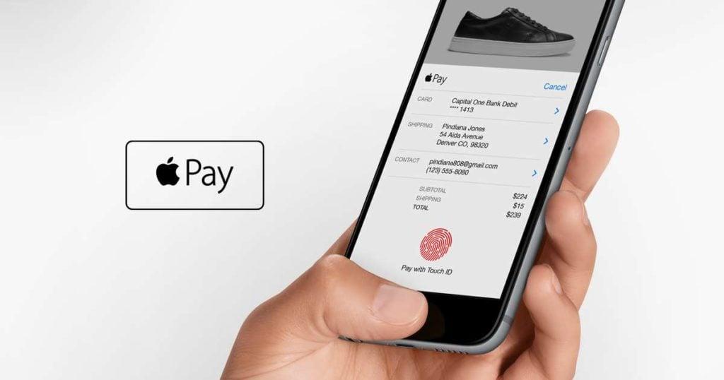 Apple Pay désormais proposé en Ukraine