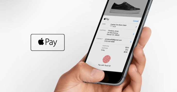 Apple Pay disponible au Crédit Agricole