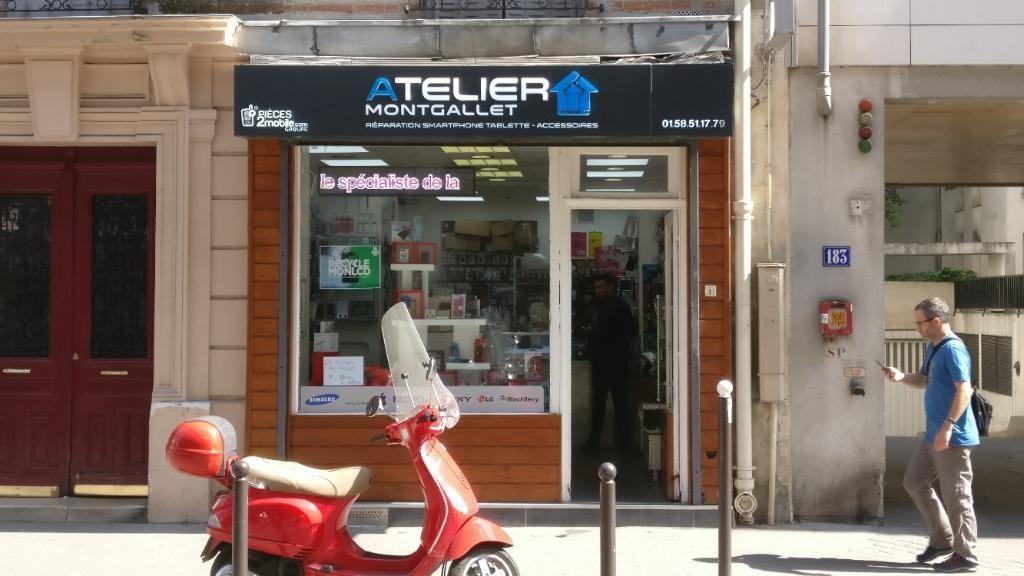 boutique atelier montgallet 1024x576 - Atelier Montgallet : réparation express d'iPhone et iPad à Paris