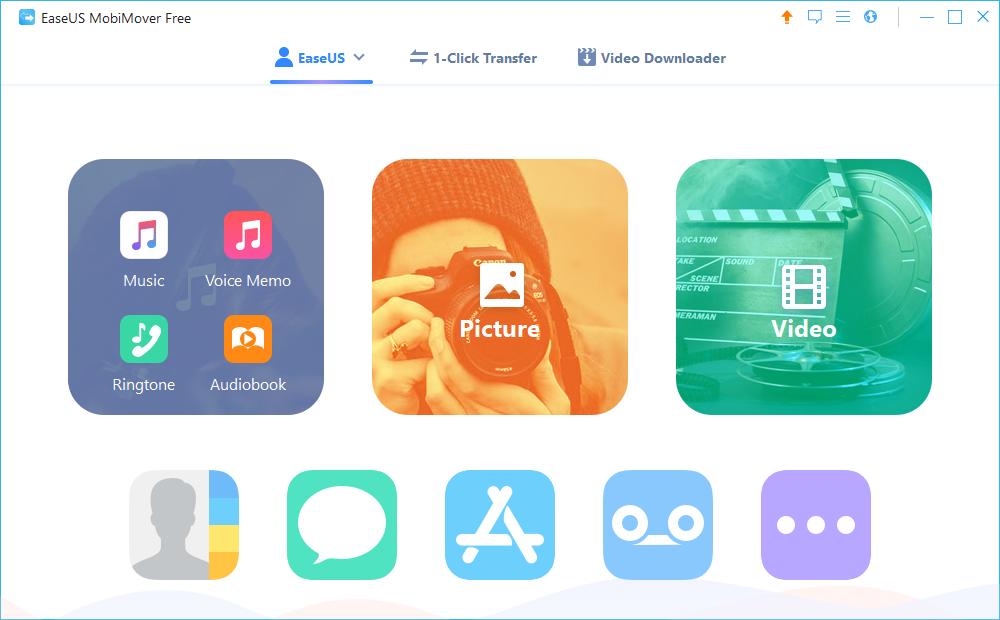 custom audio - MobiMover : transférer des données entre iPhone, iPad, PC, Mac...