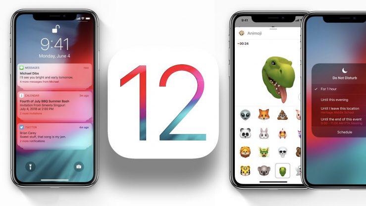 iOS 12 apple officiel - Tutoriel : Télécharger iOS 12 bêta et l'installer sans compte développeur