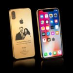 iPhone X Or 24 Carats Mariage Princier 150x150 - Un iPhone 5 de 24 carats pour 5000$ !