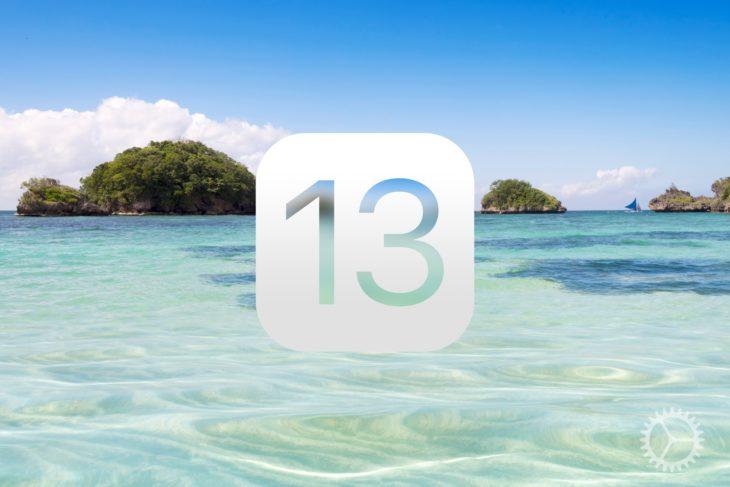 iOS 13 : les premières nouveautés dévoilées