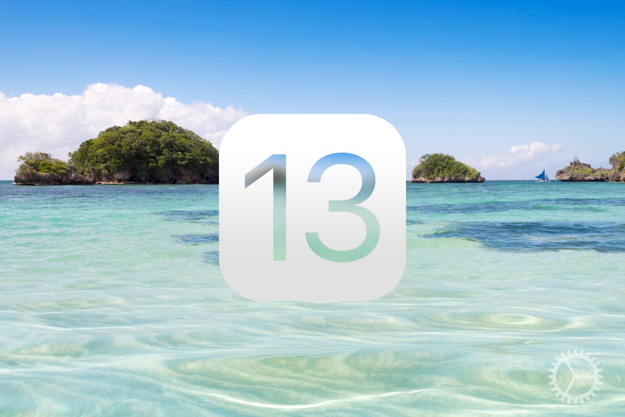 ios13 - iOS 13 : les premières nouveautés dévoilées