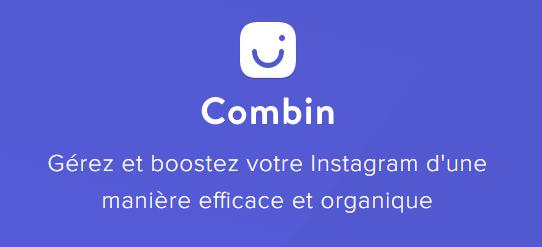 Combin - Combin : un logiciel gratuit pour gagner de vrais followers Instagram