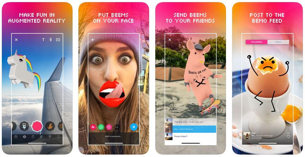 Bemo - App du jour : Bemo (iPhone - gratuit)