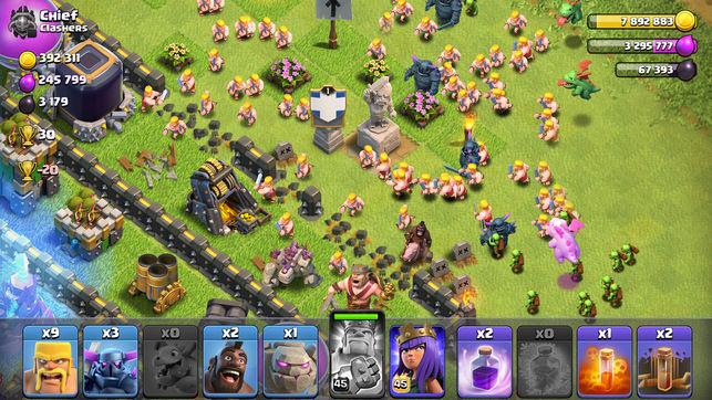 Les 7 meilleurs jeux de stratégie sur iPhone en 2018