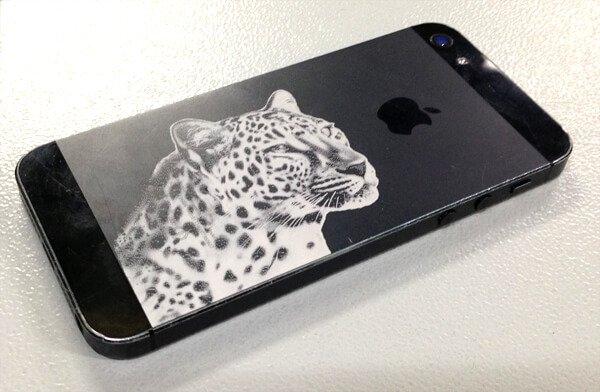 Marqueur laser : personnalisez votre iPhone avec la gravure laser