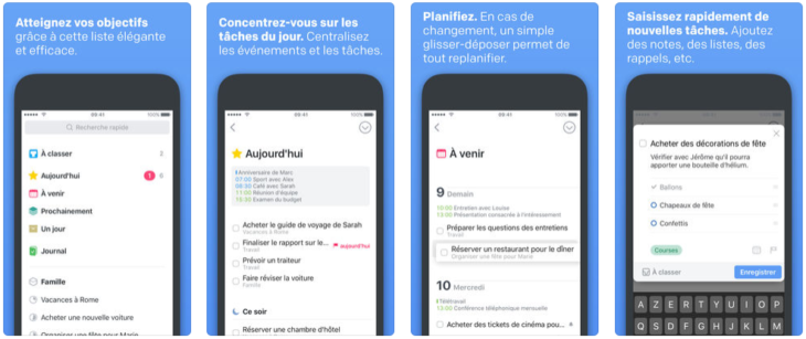 App du jour : Things 3 (iPhone – 10,99€)