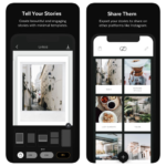 App du jour : Unfold – Create Stories (iPhone – gratuit)
