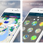 App du jour : WeatherBug – Radar & Cartes (iPhone & iPad – gratuit)