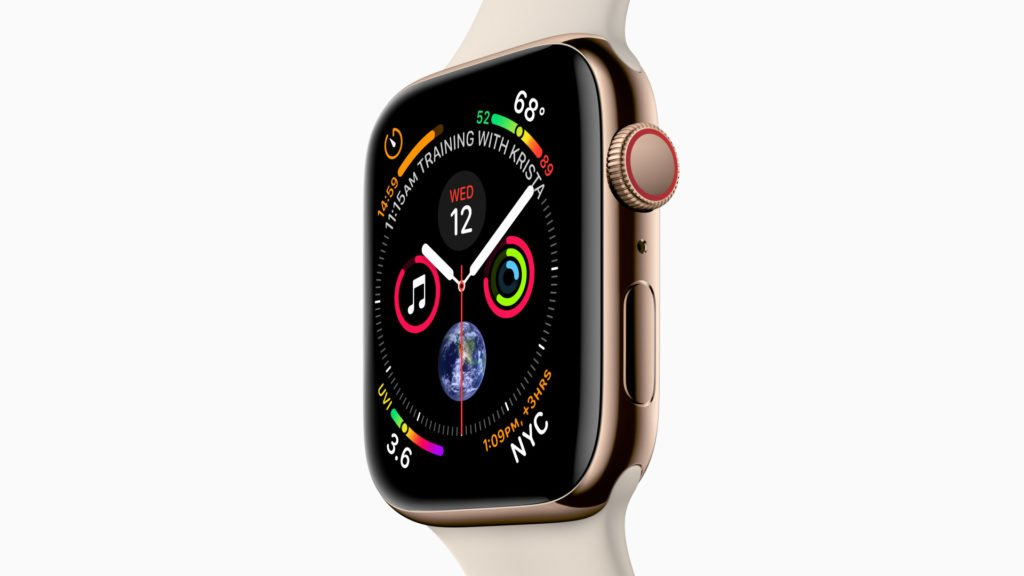 Keynote : Apple lève le voile sur l'Apple Watch Series 4