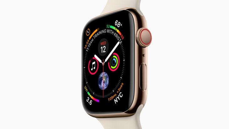 Apple peut remplacer les Apple Watch Series 3 défectueuses par des Series 4