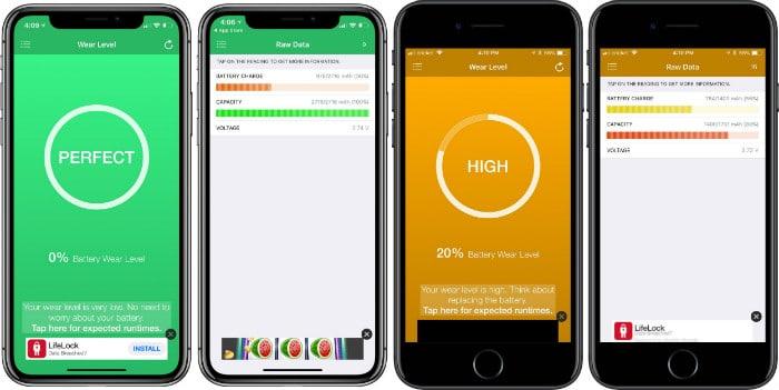 Battery Life - 5 apps pour booster la batterie de votre iPhone