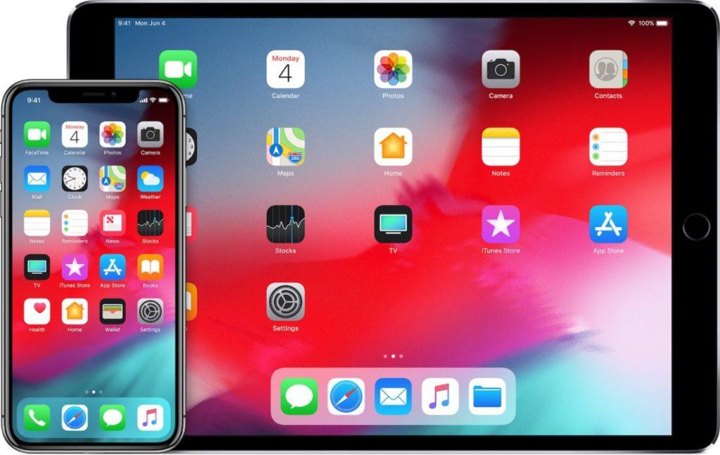 Officiel iOS 12 iPhone X iPad 1024x648 - iOS 12, watchOS 5 & tvOS 12 sont disponibles en versions finales