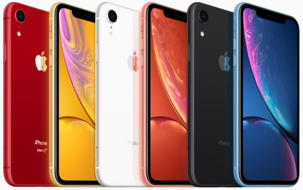 iPhone XR Apple 1 1024x642 - iPhone XS, iPhone XS Max & iPhone XR : les prix officiels en euros