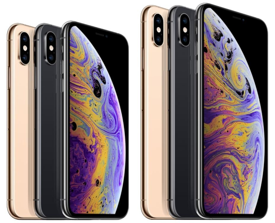 iPhone XS XS Max Apple - iPhone XS, iPhone XS Max & iPhone XR : les prix officiels en euros