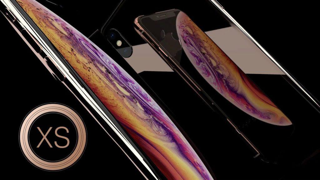 iPhone Xs fuite concept 1024x576 - iPhone Xs : un concept vidéo réalisé à partir de la fuite d'Apple