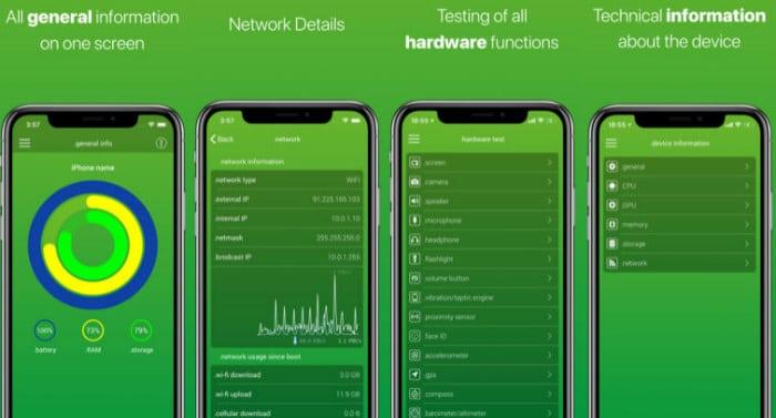 idevice check device - 5 apps pour booster la batterie de votre iPhone