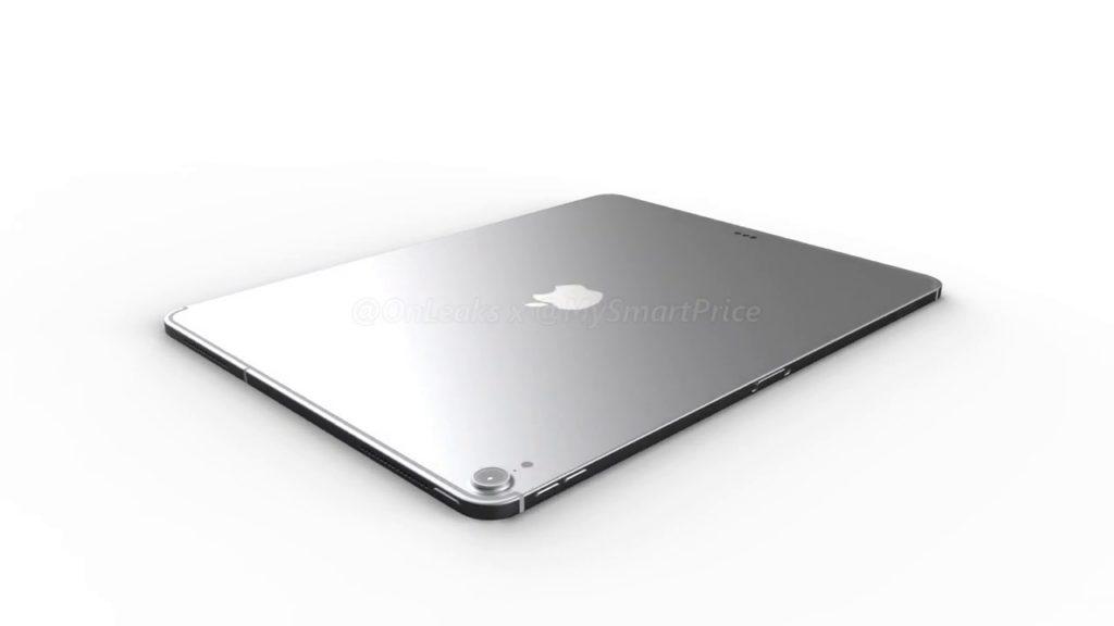 iPad Pro 2018 : un rendu fait état d'un nouveau design